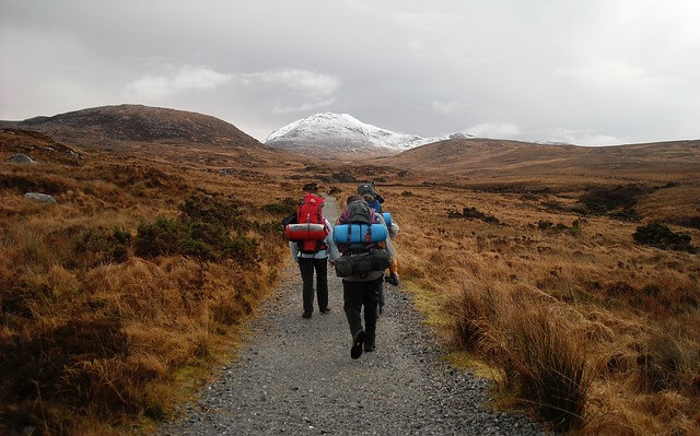 plan your first backpacking trip