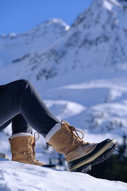 best winter hiking boots for women