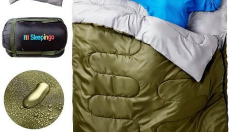 best camping sleeping bag