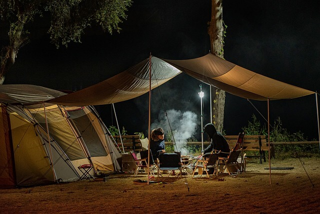tips for tent camping