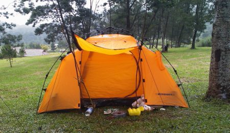 are pop up tents are good for camping