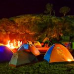 basic camping equipment for beginners