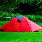 why color is a matter for a camping tent