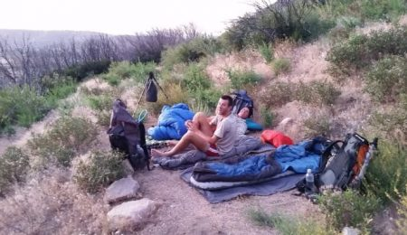 what is cowboy camping and how to do it