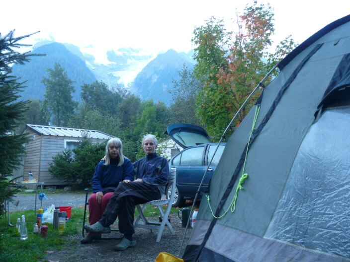 when does camping season start and when to close