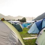 ways to prevent condensation in a tent during winter