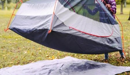 what is a tent footprint and how do you use it