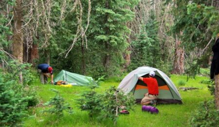 how long should a camping trip be
